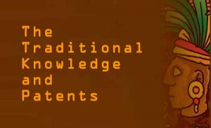 traditional knowledge and patents