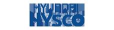 HYUNDAI HYSCO logo